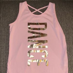 TCP graphic cotton tank